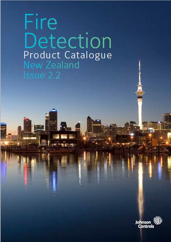 Johnson Controls - Fire Detection - ANZ Region - Home